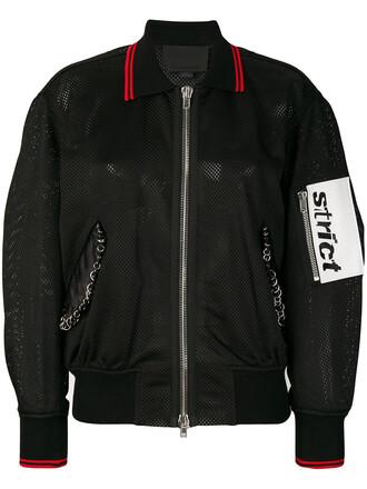 jacket bomber jacket mesh women spandex black