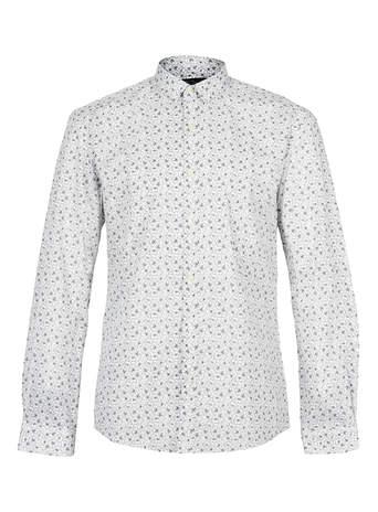Selected Homme Print Shirt - Men's Shirts - Clothing - TOPMAN