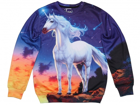 Original SEXY SWEATER GALAXY PEGASUS | Fusion® clothing!