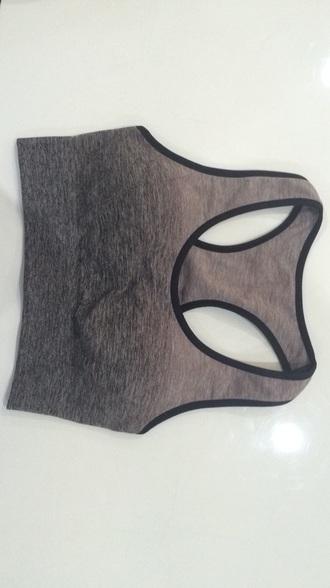 underwear sport bra