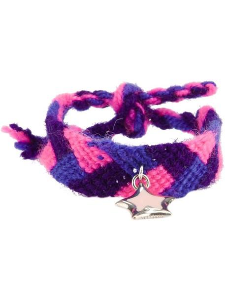 Very Gavello purple pink jewels