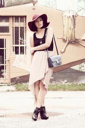mode junkie,asymmetrical,skirt