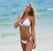 swimwear,crochet,crochet bikini