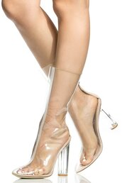 shoes,transparent,transparent shoes,heel,heels,high heels,clear,clear boots