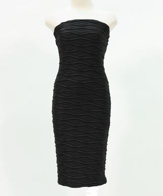 tube dress little black dress