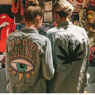 jacket jean jackets olive green green olive green jacket green jacket weed marijuana