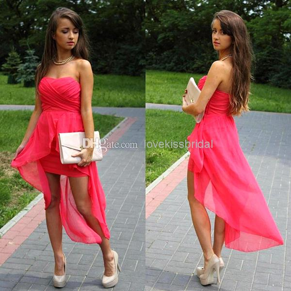 Cheap Short Homecoming Dress - Discount Special Design Cheap Homecoming Dresses Sweetheart Backless Ruffle Online with $85.45/Piece | DHgate