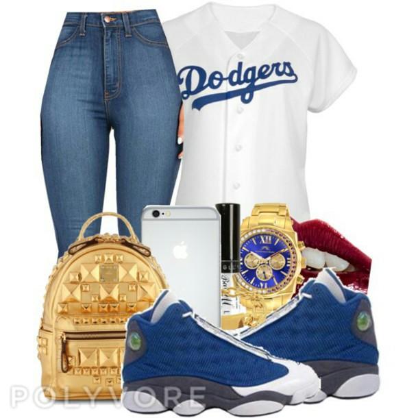 shirt dodgers jersey jordans
