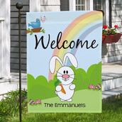 home accessory,easter,garden flags,home decor,personalized