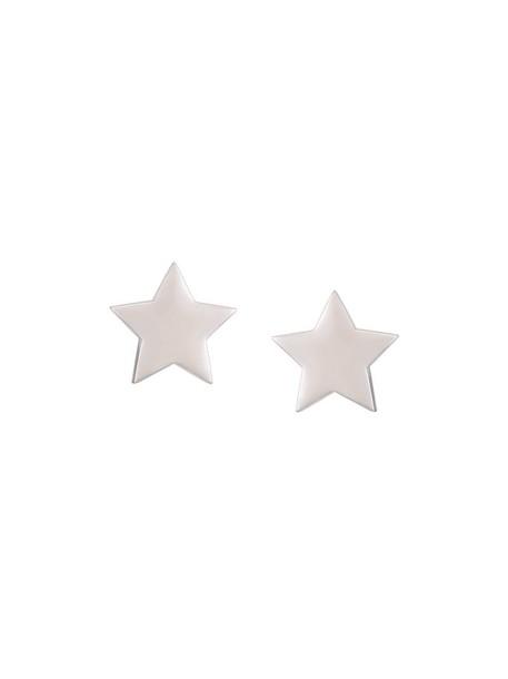 Alinka women earrings stud earrings gold white grey metallic jewels