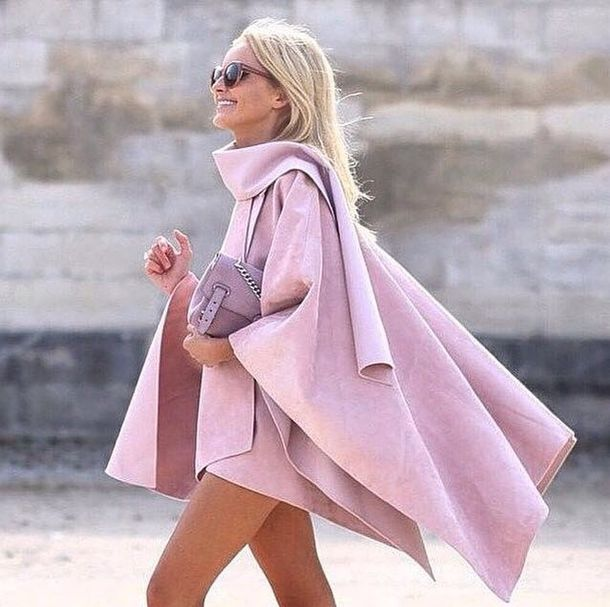Cape Coat - Shop for Cape Coat on Wheretoget