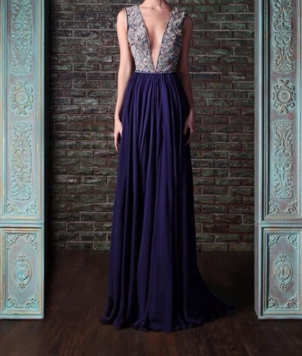 dress rami kadi evening dress prom dress