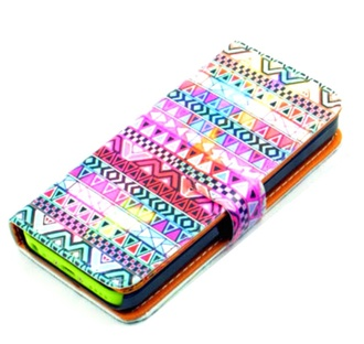 phone case iphone 5 case tribal pattern wallet