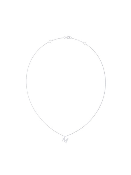 Alinka women necklace gold white grey metallic jewels