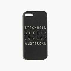 Stockholm berlin london amsterdam phone case