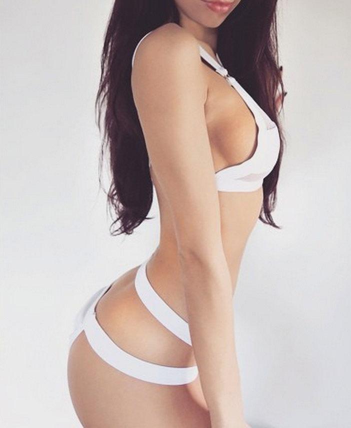 Sexy Mesh Bandage Bikini