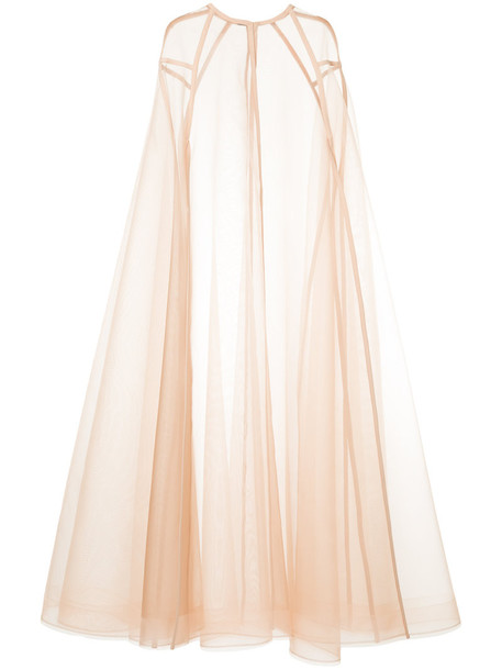 gown women nude dress
