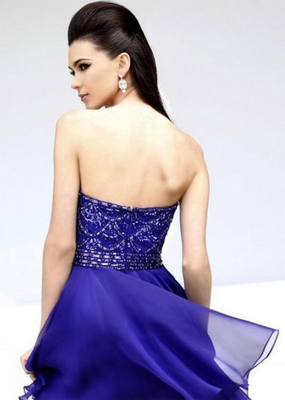 top fashion women prom dress sherri hill 2015 prom dress purple dress purple homecoming dress dress layered cheap prom dresses