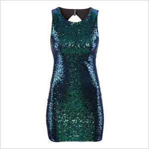 Holiday dresses that are sparkly and budget-friendly
