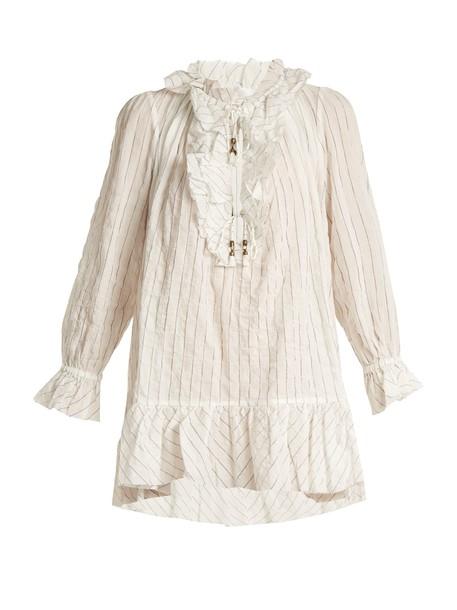 Zimmermann blouse cotton top