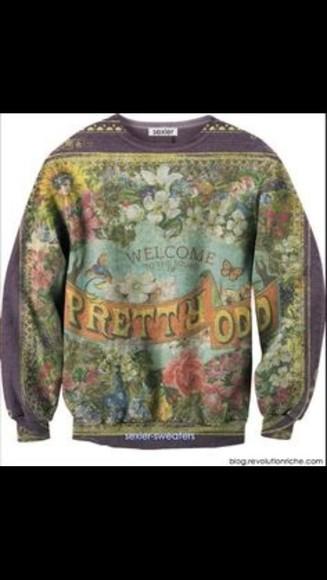 sweater band t-shirt
