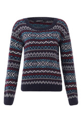 Sirenlondon — aztec night sweater