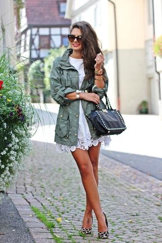 fashionhippieloves blogger belt shoes bag jewels sunglasses naf naf