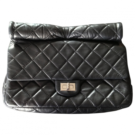 Handbag CHANEL Black in Leather All seasons - 806802