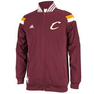 jacket cleveland menswear mens jacket sportswear sports jacket nba wine color boy jacket adidas