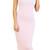 Emprada - Blush Fitted Tube Midi Dress | Emprada