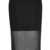 Black Mesh Hem Tube Skirt - Pencil Skirts - Skirts  - Clothing - Topshop