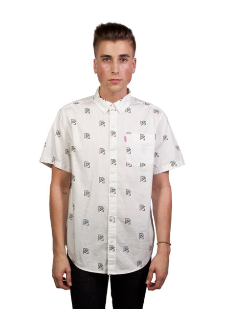 Broken Image Button Up | Mishka NYC