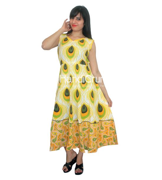 dress, boho dress, floral maxi dress, trendy gowns, cotton long gown ...