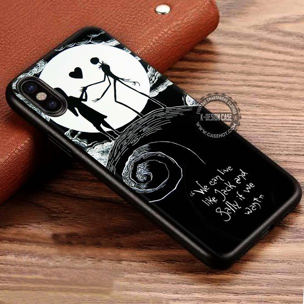 cover iphone nightmare before christmas