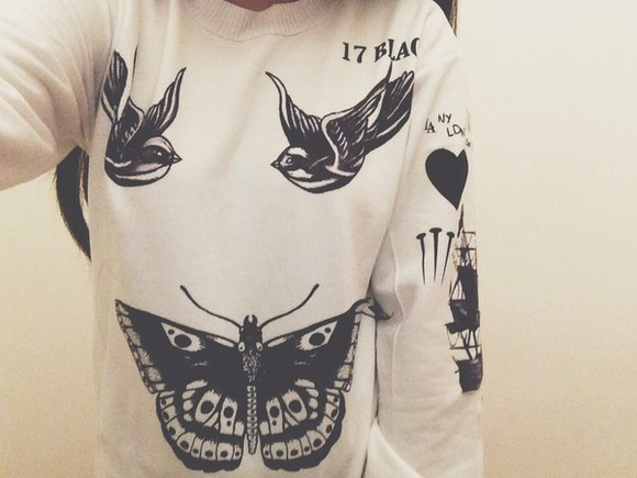 sweater harry styles harry styles harry styles tattoo one direction harold edward styles