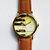 Piano Keys on Music Sheet Watch , Vintage Style Leather Watch, Women Watches,Mens Watch, Boyfriend Watch, Unisex