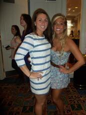 lace dress,striped dress,dress