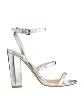 ASOS | ASOS HAPPY HOUR Heeled Sandals at ASOS