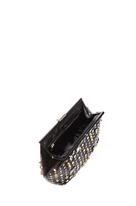 3.1 phillip lim|Frame Clutch in Black