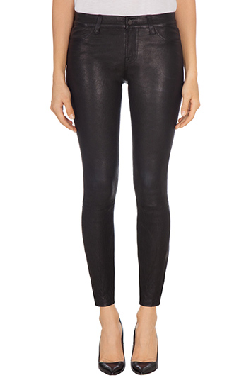 L8035 Leather Capri | J Brand