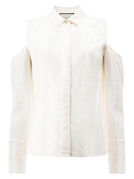 Alexis shirt women white top