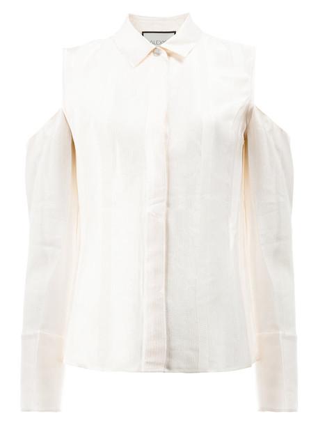 shirt women white top
