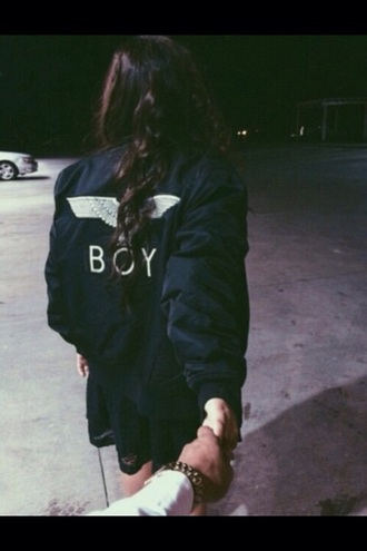 jacket bomber jacket boy grunge boyfriend jeans style grunge t-shirt