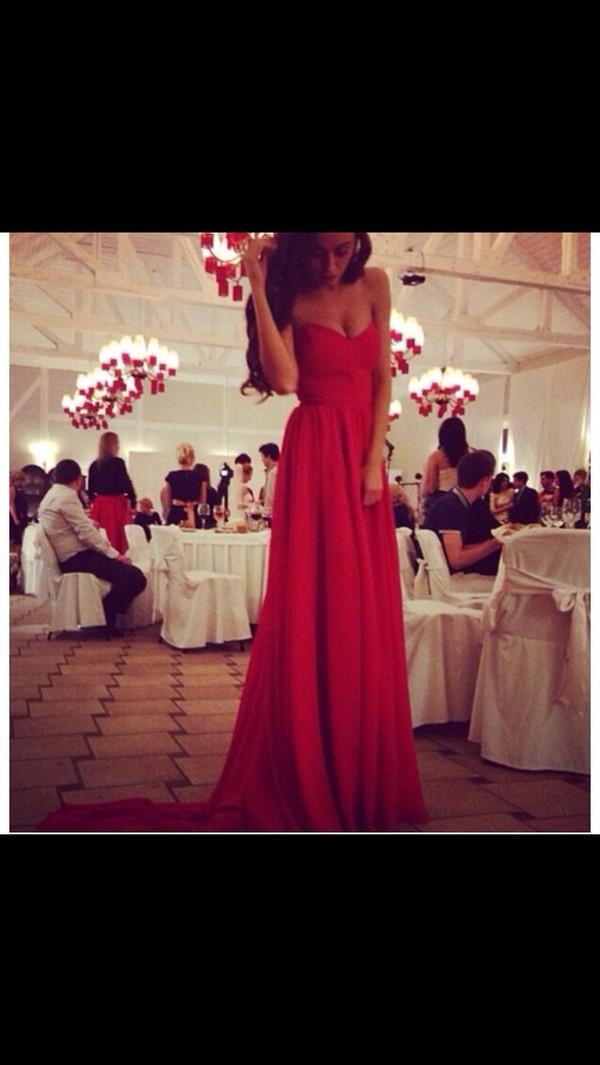 dress red prom dress long red dress prom dress red bar refaeli red dress formal homecoming long