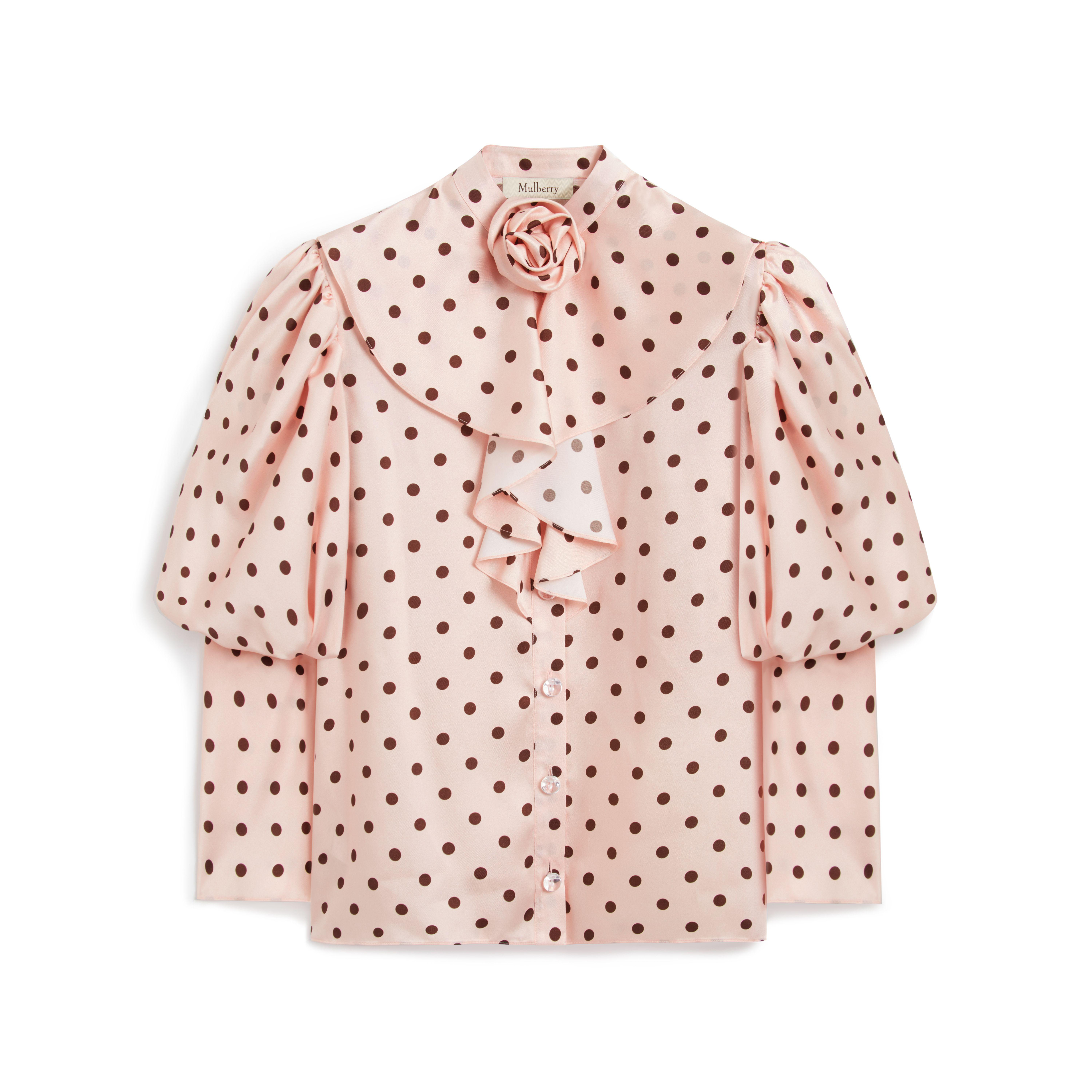Mulberry - Pink Penelope Blouse - Lyst