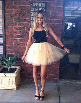 dress cute prom dance party hipster tumblr found on tumblr homecoming bag strapless dress short dress prom dress homecoming dress party dress cute dress girl blonde hair heels wedges long dress sexy dress girly