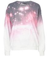 sweater,clothes,galaxy print