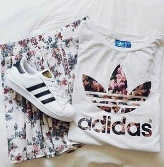 top adidas t-shirt adidas t-shirt