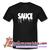 Sauce Black Tee T Shirt