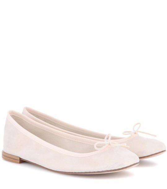 Repetto suede shoes